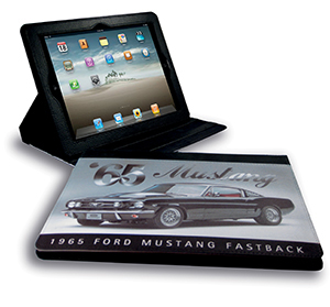 personalised iPad case is common print gift idea