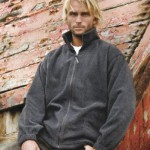 Grey Result Polartherm work fleeces give extra warmth for similar cost