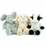 Mm13 a range of promotional soft toys