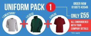 work outfit pack 1: Sweatshirt, Fleece, polo shirts