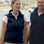 Regatta's RG184 Haber fleece gilet in men's and women's cut for Cumbria's workers.